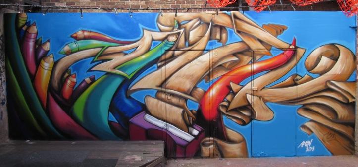 Colour Box Studios - Footscray (Melbourne western suburb)