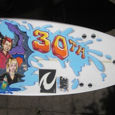 surfboard commission