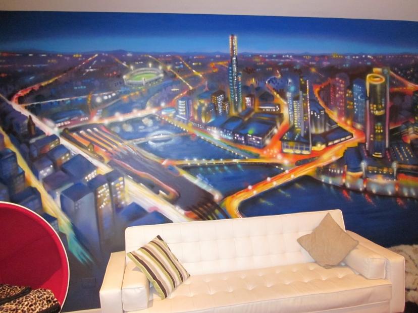Lounge-mural-PortMelbourne